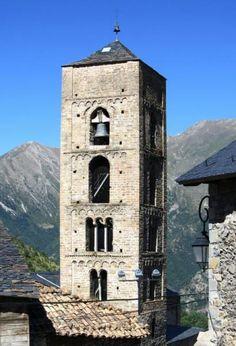 L´església de la Nativitat de Durro - Vall de Boí, Lleida