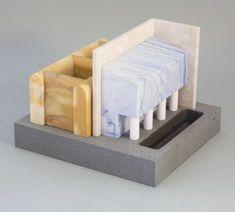 Ettore Sottsass: Modello architettura