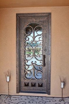 Bristol Iron Entry Doors #Firstimpression