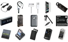 All the of phone accessories