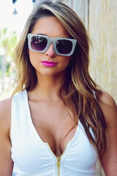 Leave It Behind Sunglasses: Gray #shophopes