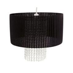 Lola Pendant - Black - 36cm Lounge, Pendant, Diy, Black, Home Decor, Airport Lounge, Drawing Rooms, Decoration Home, Bricolage