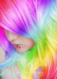 ☆ Rainbow Queen 2 :¦: By Lindsay Tiry ☆