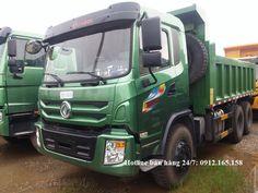 Bán ô tô tải Dongfeng 3 chân tải trọng 13 tấn 3 động cơ 260hp giá tốt giao xe ngay. Dongfeng 3 chân Hoàng Huy, Trường Giang, Việt Trung