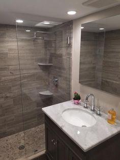 Mold In Bathroom, Bathroom Renos, Bathroom Ideas, Bathroom Organization, Master Bathrooms, Bathroom Mirrors, Remodel Bathroom, Bathroom Storage, Bathroom Cabinets
