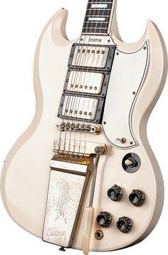 Keith Richards' 1963 Gibson SG Custom | Vintage Guitar® magazine