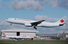 Air Canada - is the flag carrier and largest airline of Canada. It provides transport for passengers and cargo to 178 destinations worldwide and It is the world's tenth-largest passenger airline.