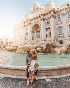 ♡ We love this moment created in Rome, Italy 🇮🇹 ↡ If you haven't watched our IG story yet, check it out for the perfect gift idea for Valentine's Day! ❤️ ↡ Remember to tag us or use for YOUR chance to be featured 📸 via Couple Travel Photos, Travel Pictures, Rome Travel, Italy Travel, Visit Rome, Italy Pictures, Photos Voyages, Shooting Photo, Travel Goals