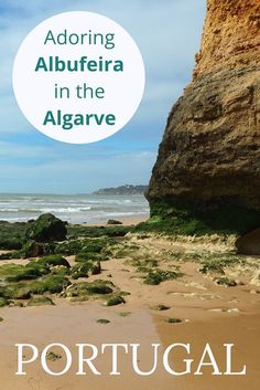 Adoration 4 Adventure's recommendations for adoring Albufeira in the Algarve, Portugal. Including Praia dos Olhos de Agua, Maria Luisa and Santa Eulalia.