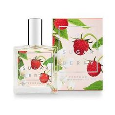$25 Good Chemistry is know-how meets nature; a just-right composition of instinct and identity that lets your true beauty bloom from the inside. Fragrance notes of freesia, raspberry and vanilla make our Sugar Berry perfume happy + sweet with irresistible energy.