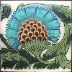West Side Art Tiles -4498n341p0 - English Tile>