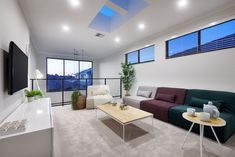 #livingroom #relax #sitback #yourhome #newhome #firsthome #skylights #edge #balcony #bigwindows #comfort #newlevelliving #contemporaryliving #style