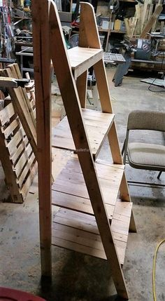 diy-garden-bench-out-of-pallets