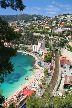 Villefranche Bay France. Hey! I was just there!