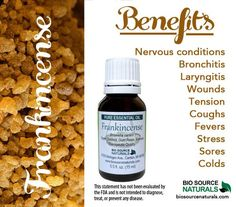 Frankincense (Boswellia carterii) Pure Essential Oil - Aromatherapy - Therapeutic Quality - 0.3 fl oz (9 ml) Roll On Description: Fresh, woody, balsamic, slightly spicy and fruity. Frankincense is sai