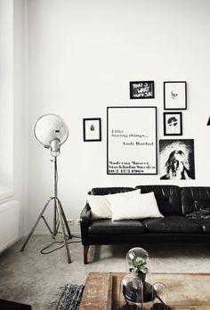 I like boring things.  ~ Andy Warhol