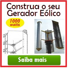 Como Construir uma Turbina Eólica Caseira - Dicas Verdes