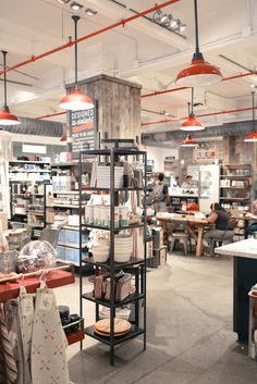 West Elm Market in Brooklyn, NY
