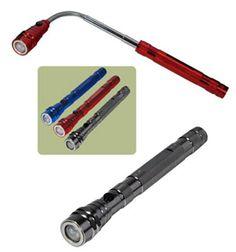 Telescoping Magnetic Head Flashlight: Love flashlights! #Flashlight