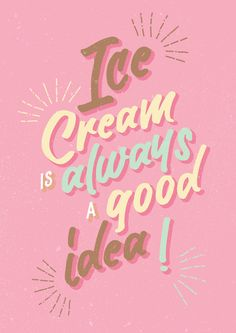 How to Create an Ice Cream Script Poster in Adobe InDesign - art + culture - yummy Ice Cream Poster, Ice Cream Art, Ice Cream Design, Ice Cream Logo, Adobe Indesign, Ice Cream Quotes, Ice Cream Memes, Ice Cream Clipart, Ice Cream Illustration