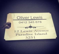 X 2 Personalise travel tags, travel Tags , Travel Tag , Suitcase ID Tag , Suitcase Tag  ,Passport  , ID Tag , ID Key ring, Luggage Name Tags by Laservinylcreations on Etsy