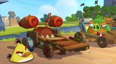Angry Birds Go Tips