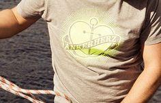 T-Shirt Ankerherz