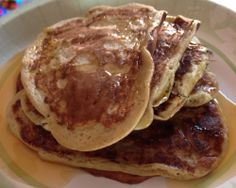 Fast Paleo » 2 Ingredient Pancakes » pin now, try later