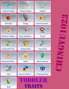 Los Sims 4 Mods, Sims 4 Cas Mods, Sims 4 Body Mods, Sims 4 Free Mods, Sims Traits, Maxis, Toddler Cc Sims 4, The Sims 4 Bebes, The Sims 4 Packs