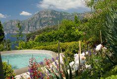 Casa Privata, Praiano, Amalfi Coast, Italy.