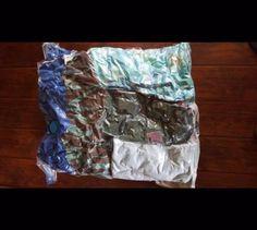 Amazon.com: David M's review of Vacuum Storage Bags - Space Saver Premium ... Vacuum Storage Bags, Bag Storage, Small Closet Space, Small Spaces, Space Saver, Organising, Closet Ideas, David, Organization