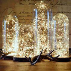 Luz de fada: decore com magia usando a sua imaginação!