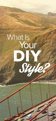 Creating, crafting, cutting, painting - take this quiz to find out where you derive your DIY inspiration.