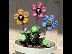 Over 100 creative Bottle Cap recycle ideas