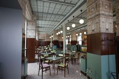 What to see in Milan: Wes Anderson designed a Milan coffee shop | Milan Design Agenda