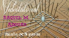 Raquel M Adsuar Bolillotuber How To Make Spiders, Bobbin Lacemaking, Lace Art, Bobbin Lace Patterns, Lace Jewelry, Needle Lace, Lace Making, Cutwork, Diy Projects To Try