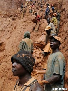 BBC News - 'Conflict minerals' deadline looms for technology firms