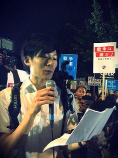 慶應義塾大学3年 松島京太さんのスピーチです! #本当に止める