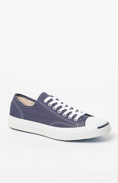 Jack Purcell Canvas Navy   White Shoes Converse Jack Purcell 32bded78e