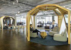 Schöne und kreative Innenarchitektur - Moderne Innenarchitektur für Cisco neue Büros in San Francisco