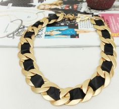 Ribbon silk short necklace [XL021] - $5.19 : Fasion jewelry promotion store,Supply all kinds of cheap fashion jewelry,lowest price shop at Gofavor.us