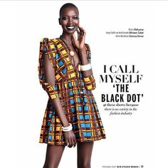 Nykhor Paul Calls out Racism in the Fashion and Beauty Industry http://www.refinery29.com/2015/07/91103/nykhor-paul-racism-in-the-fashion-and-beauty-industry