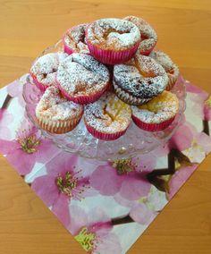 Käsekuchen Muffins – Cheesecake Cupcakes