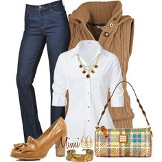 D Tartan Plaid, created by myfavoritethings-mimi on Polyvore