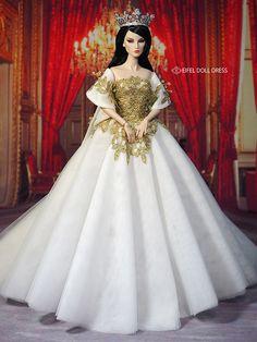 https://flic.kr/p/H2cmwE | New Dress for sell EFDD | Check out the new dress on my eBay shop :) www.ebay.com/usr/eifeldolldress