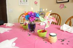 tropical party decorations 2