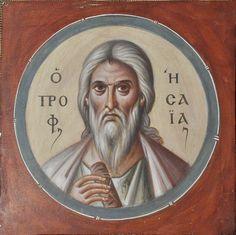 Пророк Исайя_DSC0003 | Фреска на керамической плинфе | Феодоровский cобор | Flickr
