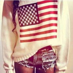 Oversized sweatshirts. <3