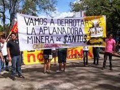 (Cauca-Colombia) ACCIÓN URGENTE CONTRA LA MINERIA, Consejo Comunitario de La Toma.