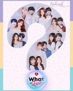 What is love? -BANGTWICE Couple Wallpaper, Love Wallpaper, Twice What Is Love, Bts Twice, Kpop Couples, School Subjects, Korean Couple, Dahyun, Kpop Groups